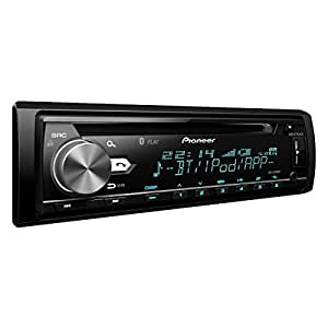 pioneer deh x5900bt autoradio usb bluetooth multicolore gps auto. Black Bedroom Furniture Sets. Home Design Ideas