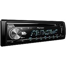 Pioneer DEH-X5900BT -Sintonizador de CD 1-DIN con Bluetooth, USB y Spotify