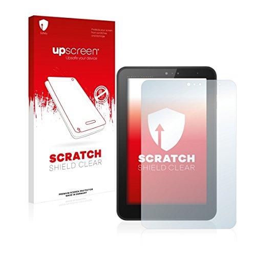 upscreen Scratch Shield Clear Bildschirmschutz Schutzfolie für HP Pro Tablet 408 G1 (hochtransparent, hoher Kratzschutz)