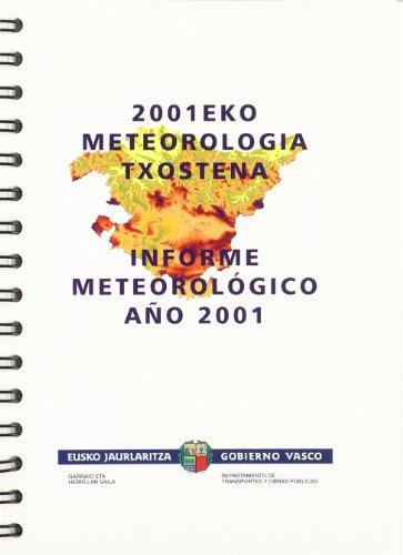 Informe meteorologico 2002 por Aa.Vv.