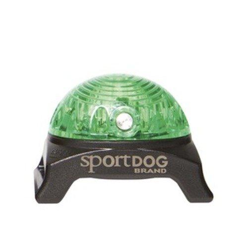 Ortungsleuchte für Hunde - Grün