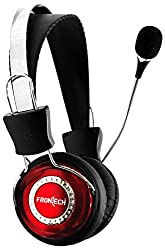 FRONtECH JIL-1934 Headphones (Color may vary)