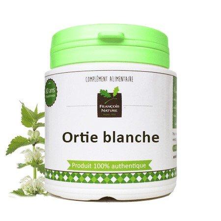 Ortie blanche120 gélules gélatine bovine