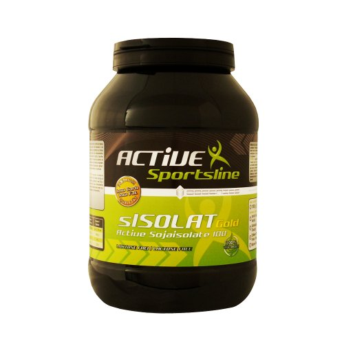 BBGenics sISOLATE GOLD - (soia isolato di proteine), 1000g