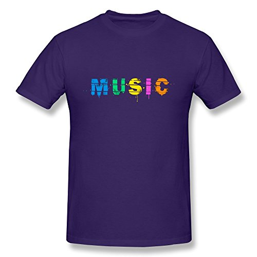 ren T-Shirt Gr. Medium, Violett - Violett ()
