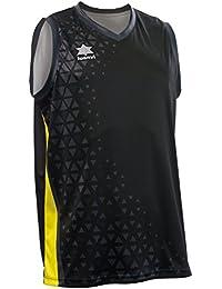 Luanvi Basket Cardiff Camiseta Deportiva sin Mangas de Baloncesto 57fdde0406c44