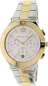Michael Kors MK5934 - Men Chronograph Wyatt Two-Tone Silver and Gold Bracelet Watch