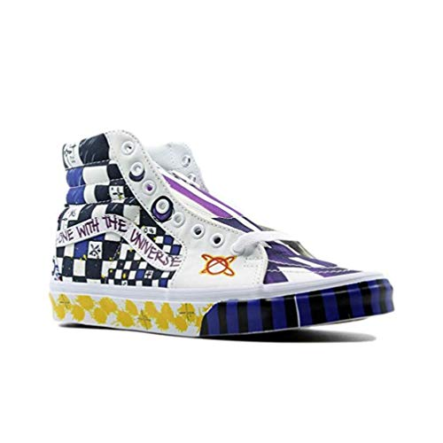 Vans Sk8 Hi Galactic Goddess, Scarpe da Skateboard, Sneakers. (36 EU)