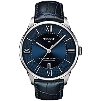 Tissot CHEMIN DES TOURELLES POWERMATIC 80 T099.407.16.048.00 Reloj Automático para hombres