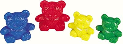 Learning Resources Three Bear Family Counter Set - 4 Colours from Learning Resources