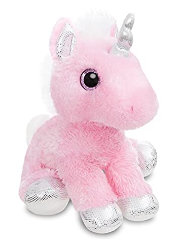 Aurora World 60853 Sparkle Tales Blossom Einhorn 12 in pink