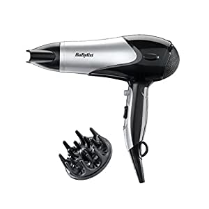 BaByliss 5548CU Dry & Curl 2100W Ionic Conditioning Hair Dryer