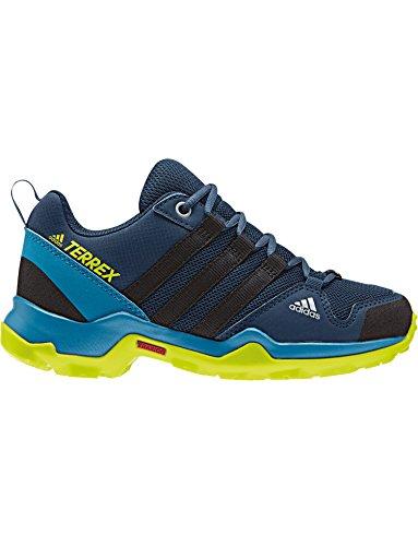 adidas TERREX AX2R CP K Kinderwanderschuhe Blau Schwarz
