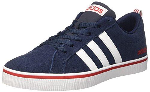 adidas Herren Pace Plus Sneakers, Blau (Conavy/Ftwwht/Scarle), 44 EU