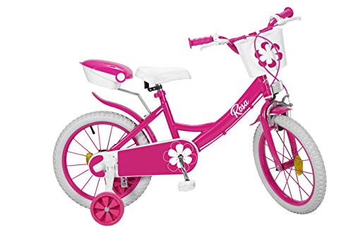 TOIMSA 16233 Colors - Bicicleta de 16 Pulgadas, Color Rosa