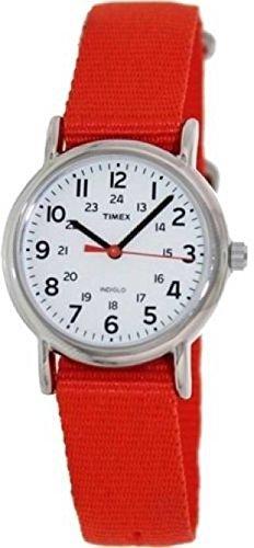 41K4b967YhL - Timex T2N8706S Weekender watch