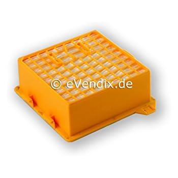 Hygiene-Mikrofilter HEPA Filter passend für Vorwerk Tiger VT 260 von ...