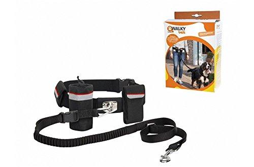 Camon walky belt cintura per le passeggiate con il proprio cane