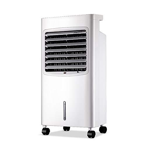 FANS MAZHONG Tragbares 4-in-1-Klimagerät mit Kühlung, 3-Gang-Lüfter, Heizung, Entfeuchtung, mobiles Klimagerät mit Fernbedienung