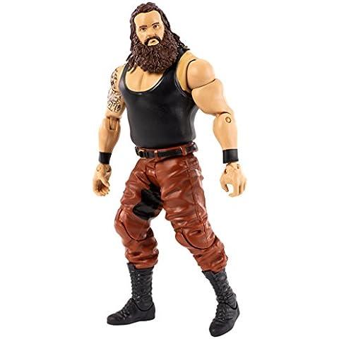 WWE Básico Figura De Acción De Lucha Libre - Braun Stroman - DJR60