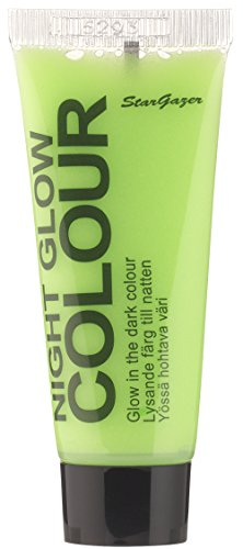 Stargazer Products Glow In The Dark Gel Grün, 1er Pack (1 x 10 ml)