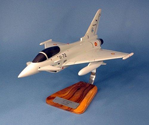 Fighter Typhoon Twin - Maquette de Collection décoration Peinte Main