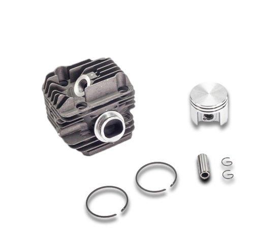 Kolben + Zylinder Kettensäge Motorsäge Säge 44mm