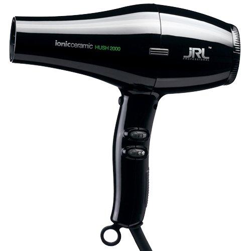JRL Hush 2000 - Secador profesional negro