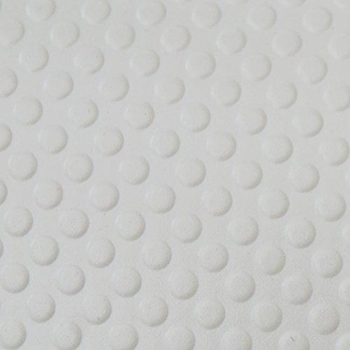 Schubladenmatte 150 x 48cm - Anti-Rutschmatte - Kühlschrankeinlage, in verschiedenen Farben (weiß)