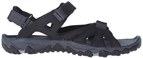 Merrell ALL OUT BLAZE SIEVE CONVERT, Herren Aqua Schuhe Mehrfarbig (Black)