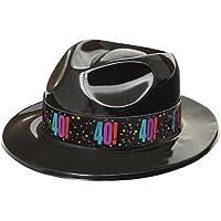 Cappello Nero 40 Anni - 40 Festa Di Compleanno