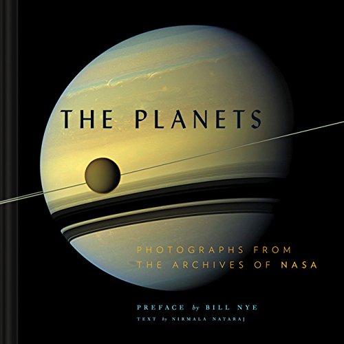 The planets-photographs from the archives of NASA par Nirmala Nataraj