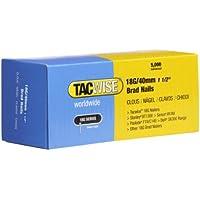 Tacwise Boîte de 5000 Clous de Finition Type 18 G 40 mm