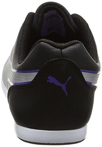 Puma Damen Modern Soleil Sl Sneakers Schwarz (puma black-puma silver 11)