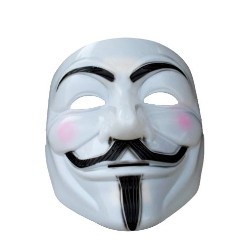"""Accesorios cosplay, herramienta de """"V for Vendetta"""" en el (V de Vendetta) m?scara / la m?scara / de la mascarada de lujo bola de la bola / del traje / festival de la escuela / evento / Halloween (jap?n importaci?n)"""