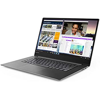 Lenovo Ideapad 530s Core i5 8th gen 15.6-inch Full HD Thin and Light Laptop (8GB RAM/512GB SSD/Windows 10 Home/ MS Office H&S 2016/2GB Graphics/Onyx Black/1.69kg), 81EV00BPIN