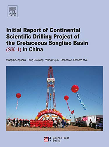 Continental Scientific Drilling Project Of The Cretaceous Songliao Basin (sk-1) In China por Chengshan Wang Gratis