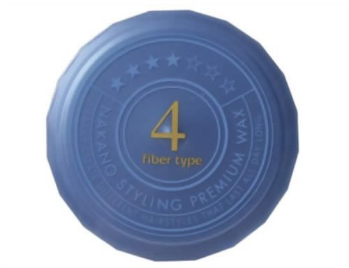 Nakano Styling Premium Hair Wax 4 - 60g - Hard