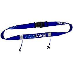 Nonbak portadorsal, race belt /ROYAL BLUE / triatlon, running