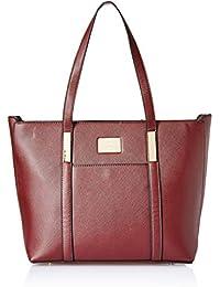 174975ffd335dd Van Heusen Women s Tote Bag (Maroon)