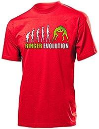 RINGER EVOLUTION T-Shirt Herren S-XXL