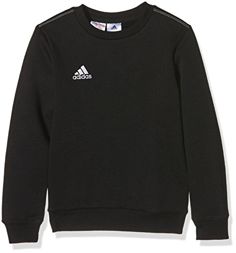 adidas Kinder Sweatshirt Coref SWT to y, Black/White, 128
