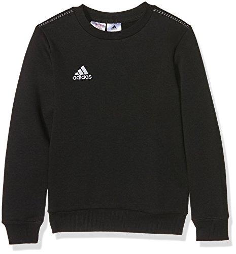 adidas Kinder Sweatshirt Coref swt to y, Black/White, 128 -