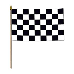 Beistle–50992–Flagge–Fleckschutz–rayon-pack-12