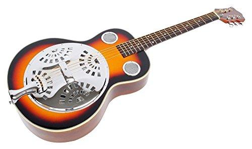 Cherrystone 4260180881226 MPM Resonator Gitarre sunburst