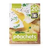 20 x Lakeland Poachets Single Use Egg Poacher Pouches