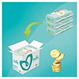 Pampers Premium Protection Windeln, Gr.4, 9-14kg, Monatsbox, 1er Pack (1 x 168 Stück) - 8