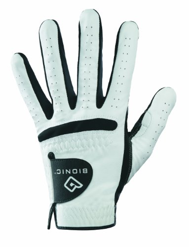 Bionic Relaxgrip Golf Glove, Mens Left Hand Ml (Right Handed Golfer)