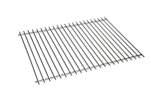 grille de barbecue en inox universal 60x37cm jardin. Black Bedroom Furniture Sets. Home Design Ideas