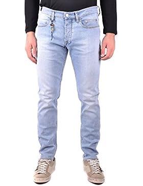 Siviglia Hombre MCBI278032O Azul Algodon Jeans